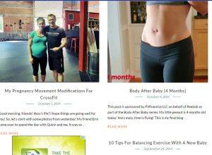 best pregnancy workout sites